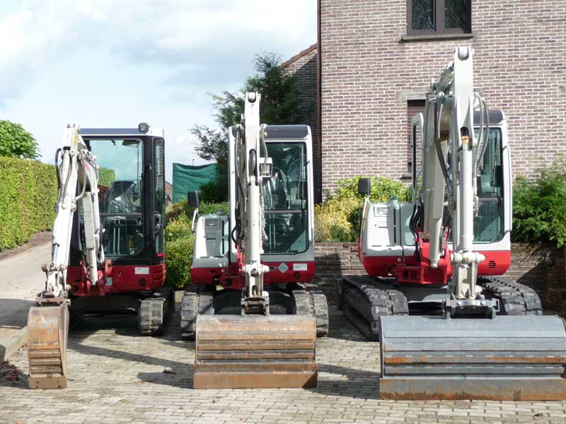 Graafwerken | Limburg
